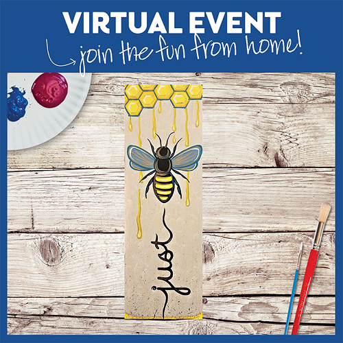 Just Bee U -  Live Virtual Event or Watch Recording Later