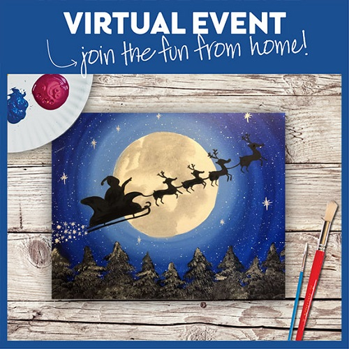 Magical Sleigh Ride -  Live Virtual Event or Watch Recording Later