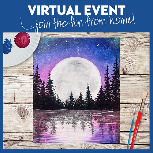 Moonrise Lake  -  Live Virtual Event or Watch Recording Later