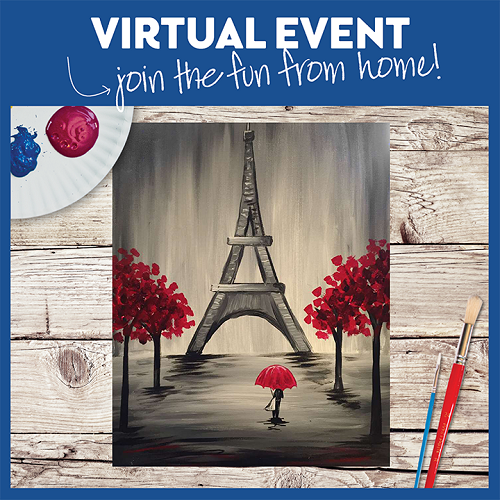 Paris Rendezvous -  Live Virtual Event or Watch Recording Later