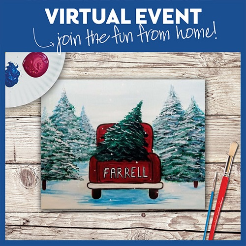 Perfect Tree  -  Live Virtual Event or Watch Recording Later
