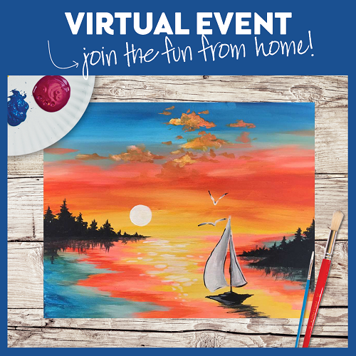 Set Sail -  Live Virtual Event or Watch Recording Later