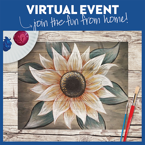 Sunflower Shimmer -  Live Virtual Event or Watch Recording Later