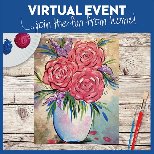 Vintage Roses  -  Live Virtual Event or Watch Recording Later