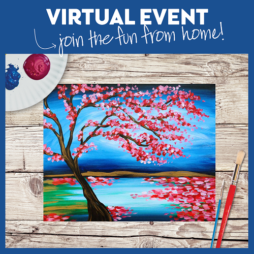 Zen Blossoms  -  Live Virtual Event or Watch Recording Later