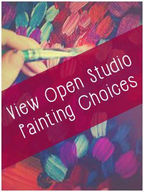 Open Studio Painting