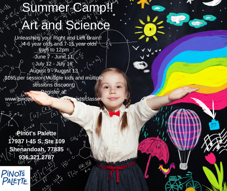 Art and Science Camp
