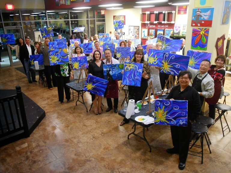 5 Ways Corporate Team Building Activities Produce Picasso Results