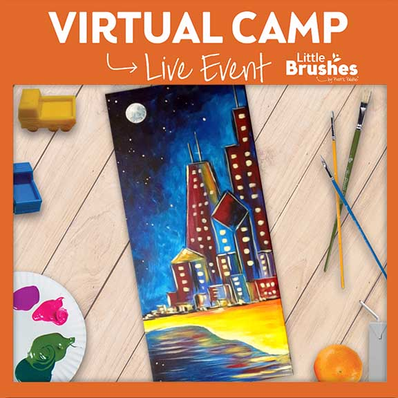 ONE DAY VIRTUAL CAMP: COLORFUL CHICAGO